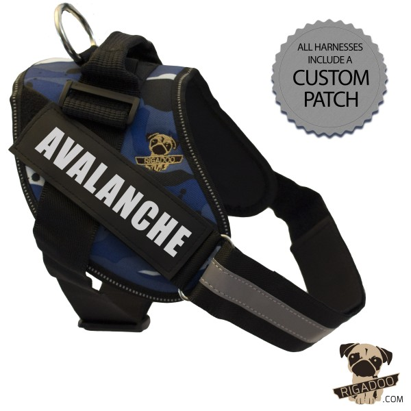 Rigadoo Dog Harness - Avalanche