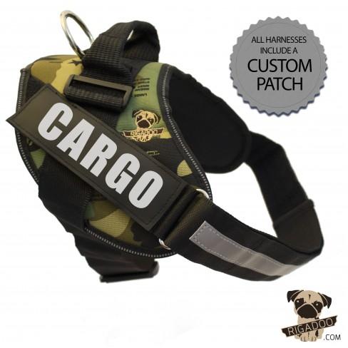 Rigadoo Harness - Cargo - www.rigadoo.com