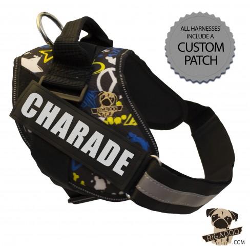 Rigadoo Harness - Charade - www.rigadoo.com