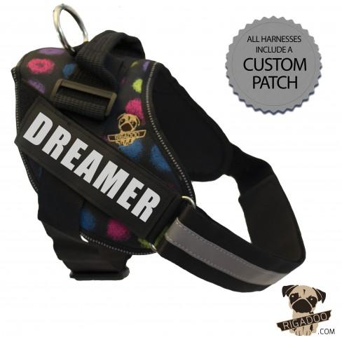 Rigadoo Harness - Dreamer - www.rigadoo.com