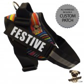 Rigadoo Dog Harness - Festive
