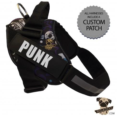 Rigadoo Harness - Punk - www.rigadoo.com