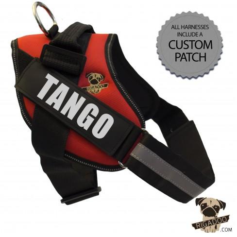 Rigadoo Harness - Tango - www.rigadoo.com