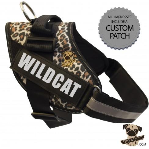Rigadoo Harness - Wildcat - www.rigadoo.com