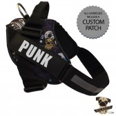 Rigadoo Dog Harness - Punk