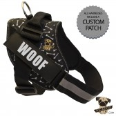 Rigadoo Dog Harness - Woof